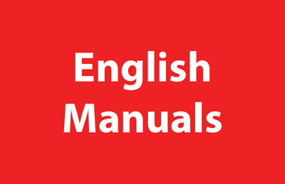 English Manuals