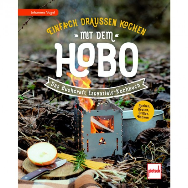 Das Bushcraft Essentials - Kochbuch